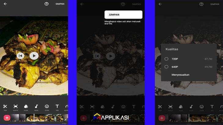 Cara Mengedit Foto Menjadi Video Di Aplikasi InShot