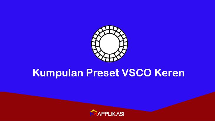 Preset VSCO Gratis