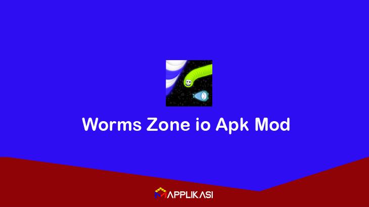 Worms Zone io Apk Mod