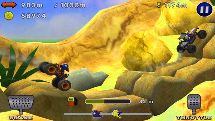 Mini Racing Adventures Mod Apk