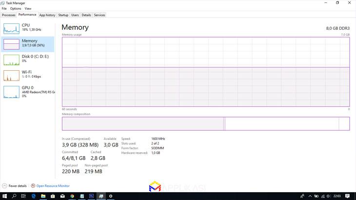 Cara Mempercepat Windows 10- Upgrade Ram