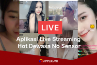 Aplikasi Live Streaming Hot Dewasa No Sensor