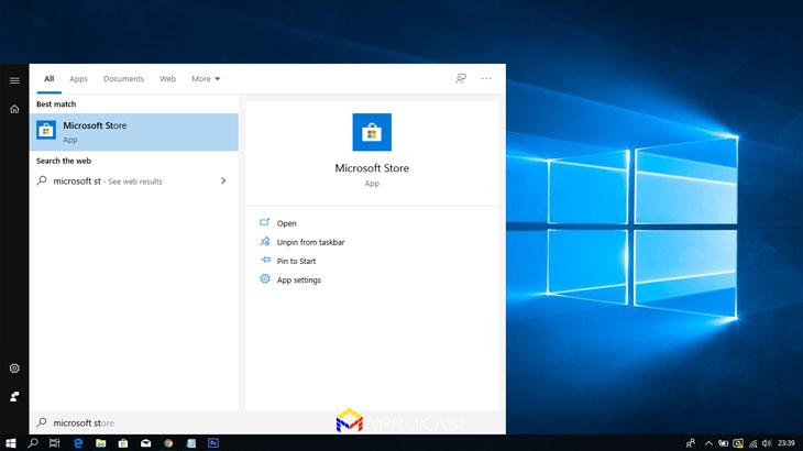 Cara Install Aplikasi dan Games di Windows 10