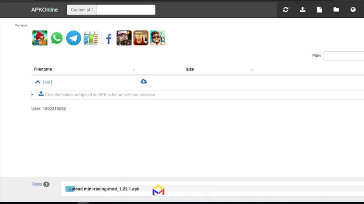 Cara menggunakan Android Online Emulator di Google Chrome