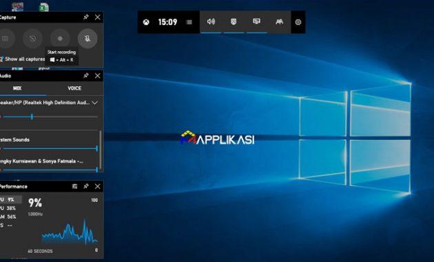 cara merekam layar windows 10