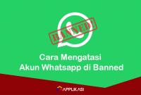 cara mengembalikan akun whatsapp yang di banned