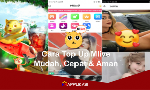 Cara Top Up Mlive