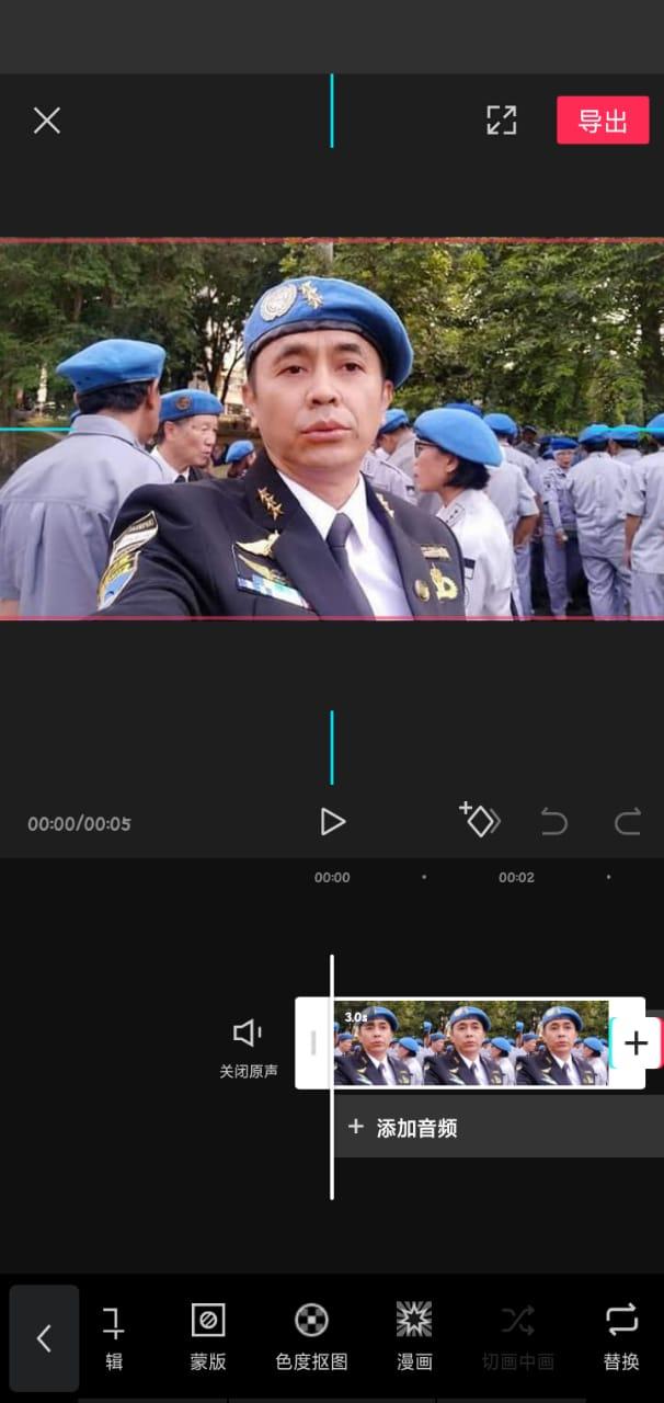 cara edit foto jadi anime 2