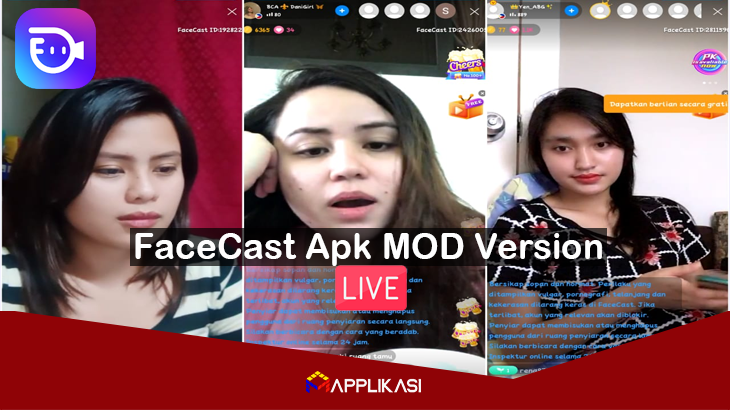 FaceCast Mod Apk