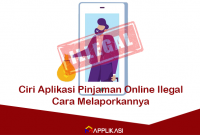 aplikasi pinjaman online ilegal