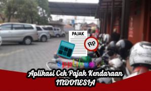 Aplikasi Cek Pajak Kendaraan