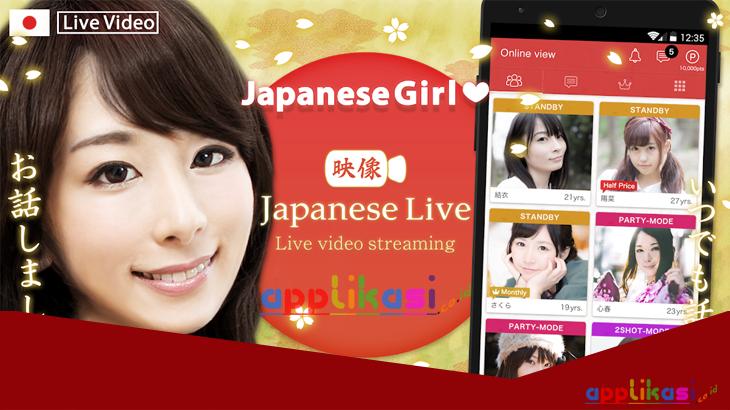 Japanese Live mod apk