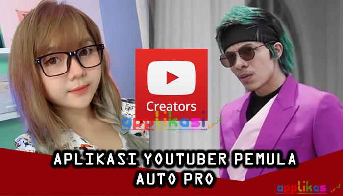 aplikasi youtuber untuk pemula modal hp