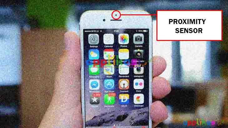cara memperbaiki sensor Proximity iphone