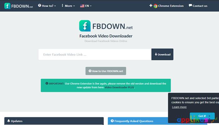 Cara Download Video Facebook di PC atau Laptop