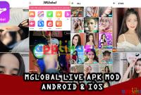 mglobal live apk mod